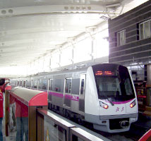Beijing Subway Line 5